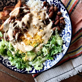 Chipotle Chicken Burrito Bowls.
