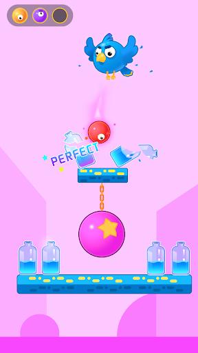 GO DROP - Addictive Puzzle Game  captures d'écran 1