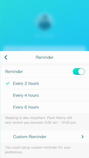 Plant Nanny² - Your Adorable Water Reminder screenshot 8