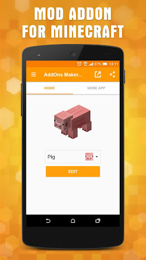 Download AddOns Maker For MCPE For PC