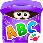 Baby ABC in box! Kids alphabet games for toddlers