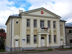Photo: Senoji Semeliškių mokykla ir