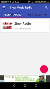 Slow Music Radio - náhled