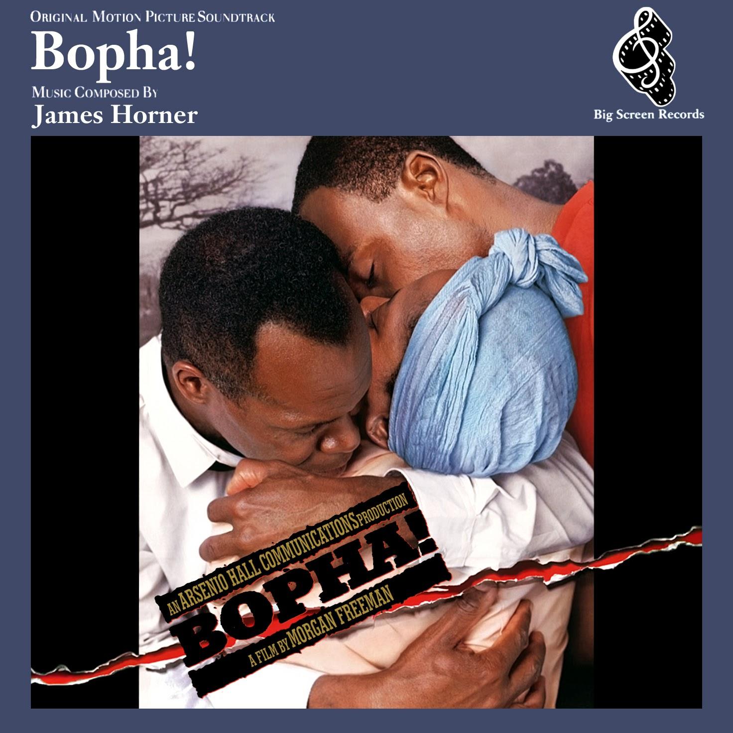 Album Artist: James Horner / Album Title: Bopha! (Original Motion Picture Soundtrack)