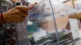 Los almerienses piden no recibir propaganda electoral.