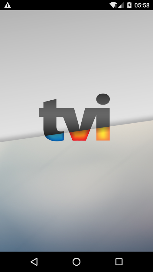 TVI– captura de ecrã