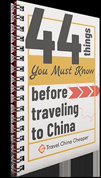 44 China Travel Tips PDF Download