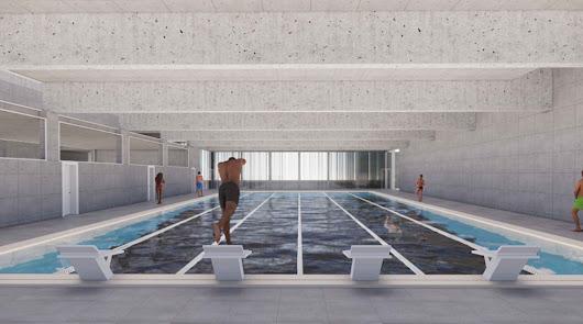 Huércal tendrá un centro deportivo con piscina cubierta