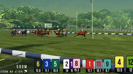 Power Derby - Live Horse Racing Game filehippodl screenshot 3