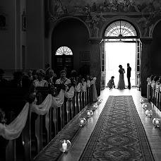 Wedding photographer Aleksandra Białas (aleksandrabiala). Photo of 25.10.2014
