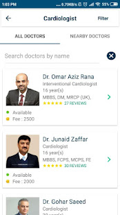 Find a Doctor - MARHAM - Apps on Google Play
