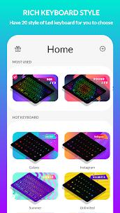 LED Keyboard Lighting – Mechanical Keyboard RGB (MOD, Premium) v5.8.40 2