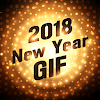 GIF New year 2018 New APK