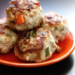 Seasoned Turkey Meatballs.