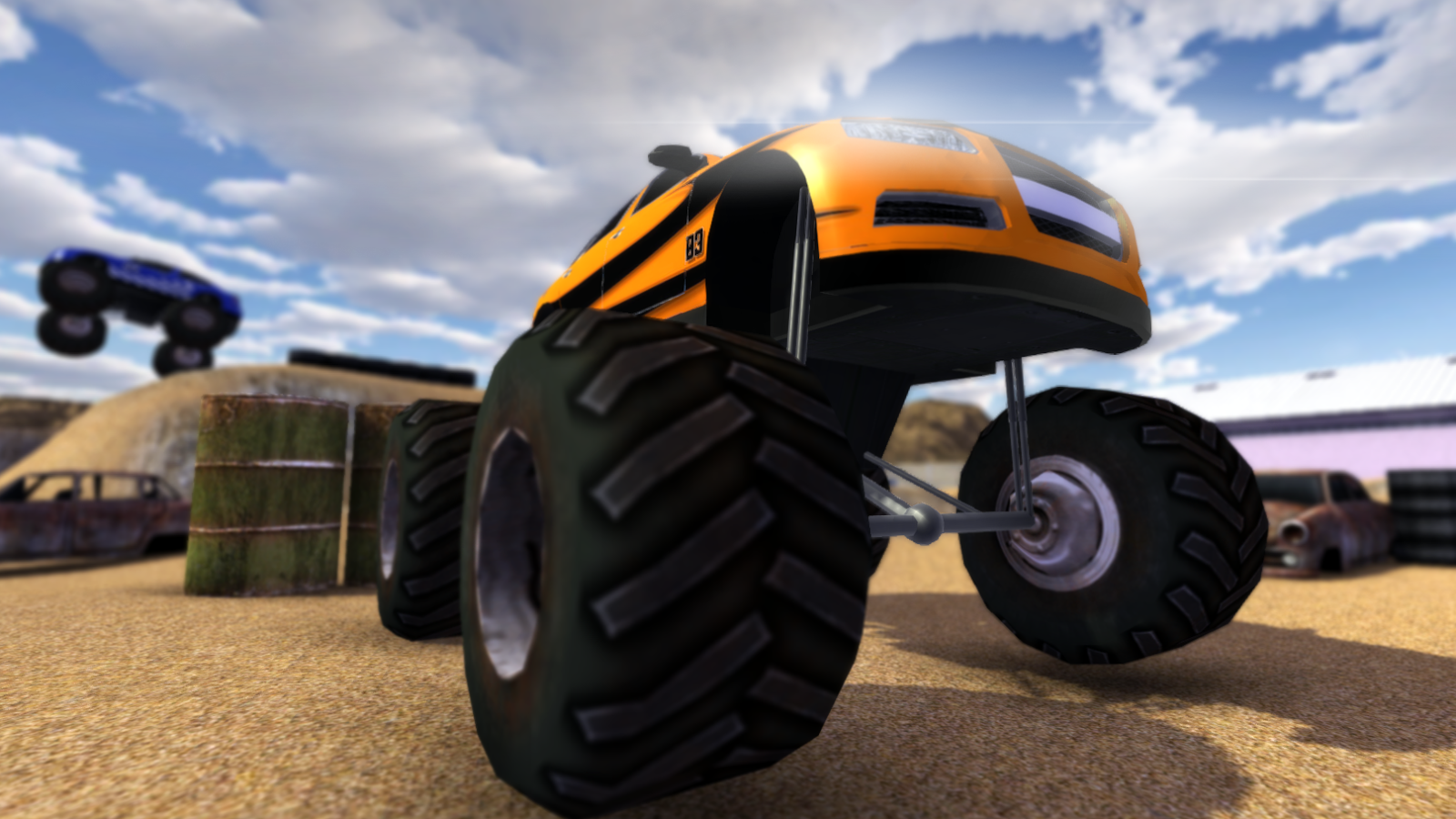 monster truck jam 2016 android apps on google play