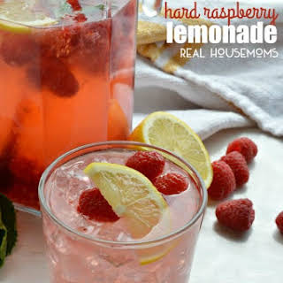 Hard Raspberry Lemonade.
