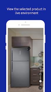 AR for Samsung Appliances - náhled