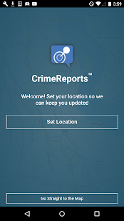 CrimeReports by Motorola- screenshot thumbnail