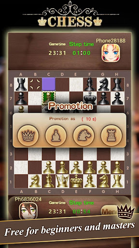 Chess Kingdom: Free Online for Beginners/Masters apkmr screenshots 4