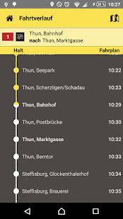 STI Fahrplan- screenshot thumbnail