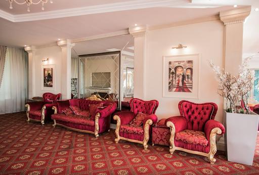 Ресторан для свадьбы «Бакинский бульвар  Аврора» 2