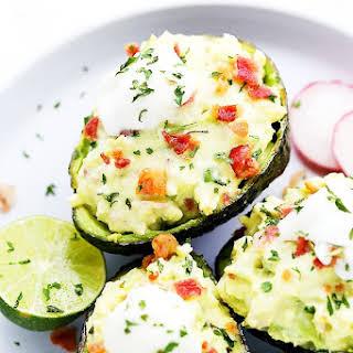 Deviled Avocados.