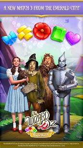 The Wizard of Oz Magic Match 3 Mod Apk 1.0.4408 1