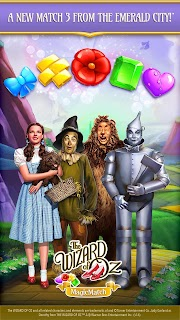 Wizard of Oz: Magic Match screenshot 00