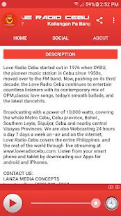 Love Radio Cebu DYBU 97.9MHz