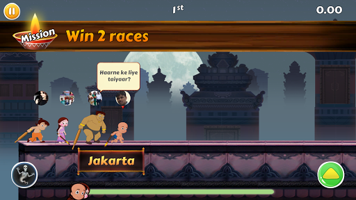 Chhota Bheem Race Game 2.2 screenshots 2