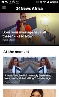 24News Africa - náhled