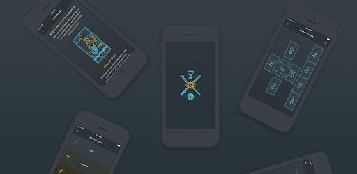 Golden Thread Tarot - Apps on Google Play