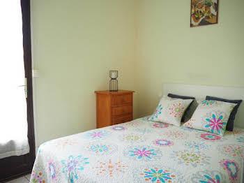 Appartement 2 pièces 27,54 m2