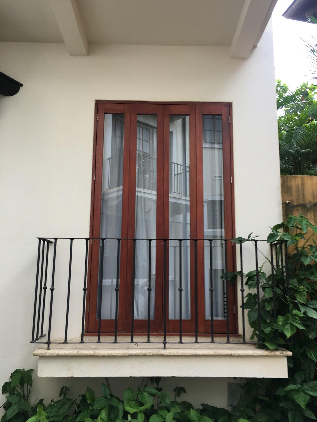Casa Miramar Balcony
