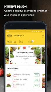 TERRAA - Fresh from farm- screenshot thumbnail