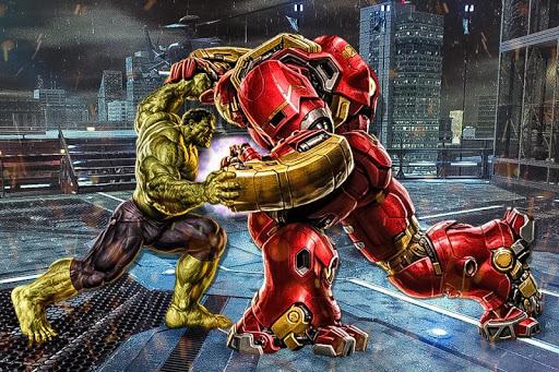 Ultimate Superhero Avenger Immortal Gods Arena War 1.0 screenshots 4
