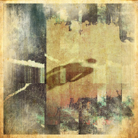 Shadows of the past by Mansi Bhatia - Abstract Fine Art ( abstract, iphoneography, grunge, shadow, fragmented )