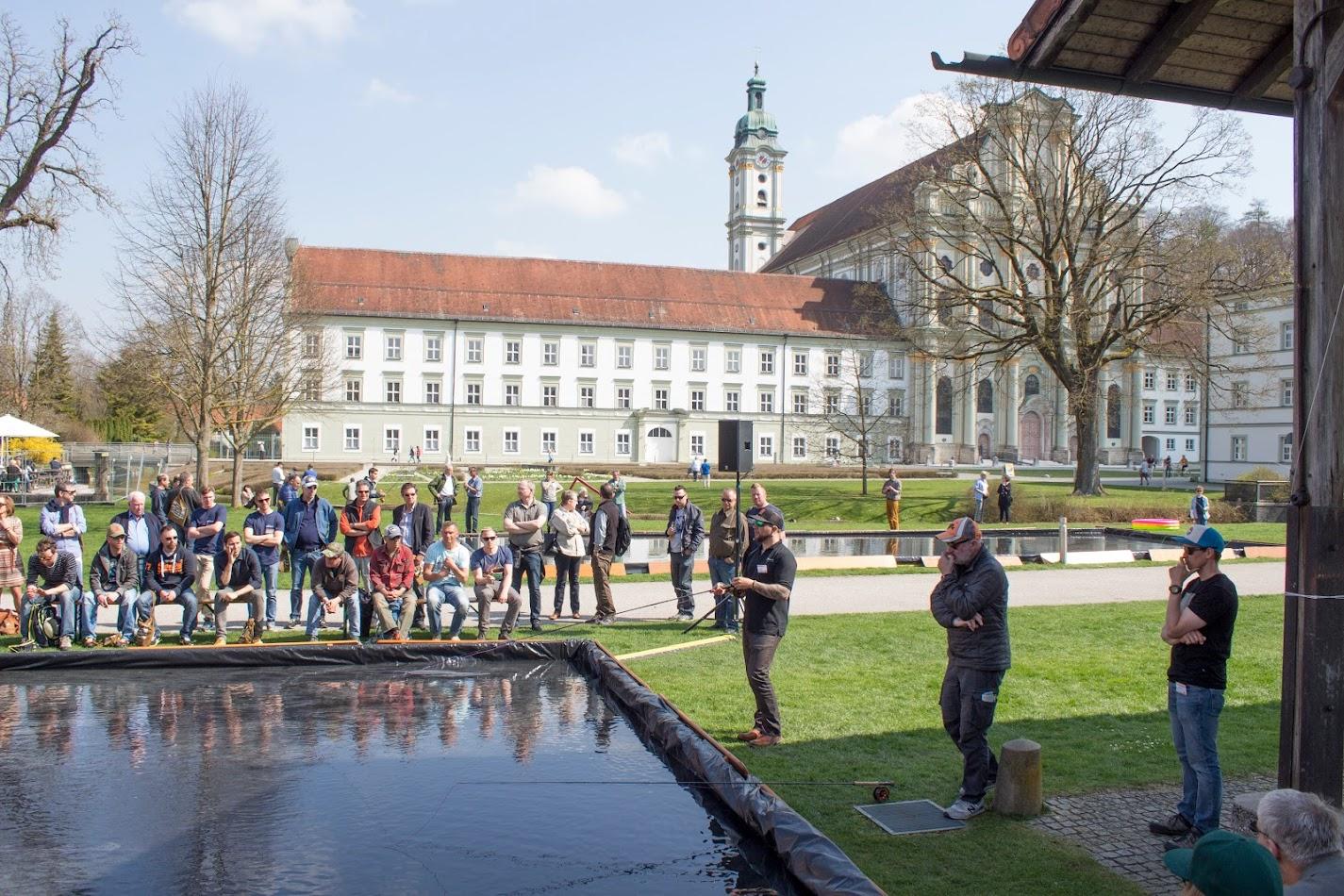 ErlebnisWelt Fliegenfischen (EWF) - Мюнхен - 2016