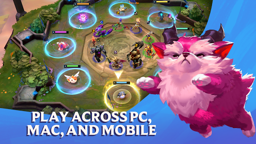 Teamfight Tactics: League of Legends Strategy Game Varies with device screenshots 3