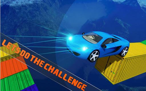 Real Impossible Car Stunt:Real Car Adventure 2019  trampa 1