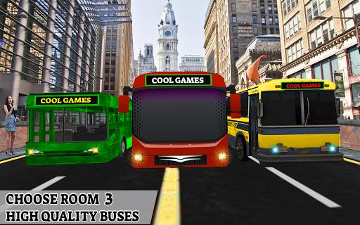 2019 Megabus Driving Simulator : Cool games 1.0 screenshots 5