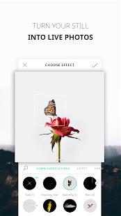 VIMAGE - cinemagraph animator & live photo editor Screenshot