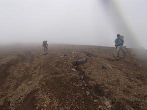 Photo: 天気は悪い