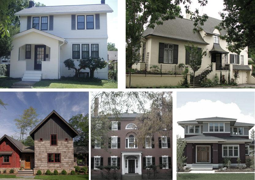 Your Dream Home Awaits: Types of Home Exteriors | Crane & Canopy ...