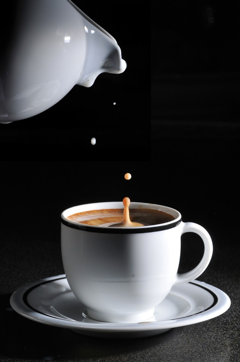 Caffè e latte di Germano