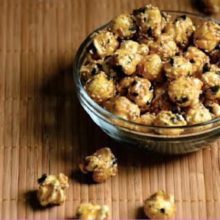 Sweet Seed Nori Popcorn
