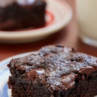 Double Chocolate Fudge Brownies Recipe