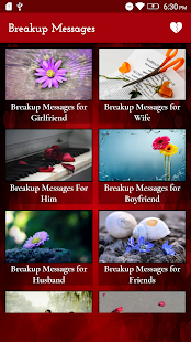 Breakup Quotes & Status - Heartbreak Messages Free - náhled