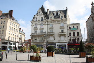 Photo: Day 10 - The Square in Valenciennes