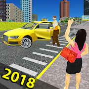 Game Taxi Driver San Andreas-Extreme Taxi Game 2018 APK for Windows Phone